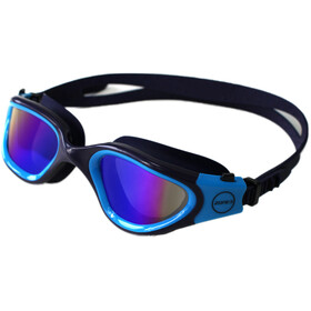 Zone3 Vapour Svømmebriller Polarized, polarized lens-navy/blue